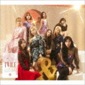 [送料無料] TWICE / &TWICE(初回限定盤A/CD+DVD) (初回仕様) [CD]