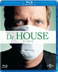 [送料無料] Dr.HOUSE/ドクター・ハウス シーズン4 ブルーレイ バリューパック [Blu-ray]