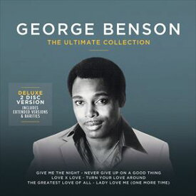 [送料無料] 輸入盤 GEORGE BENSON / ULTIMATE COLLECTION (DLX) [2CD]
