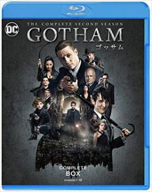 [送料無料] GOTHAM/ゴッサム〈セカンド・シーズン〉 コンプリート・セット [Blu-ray]