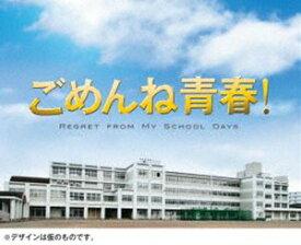 [送料無料] ごめんね青春!DVD-BOX [DVD]