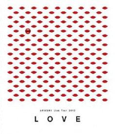 "[送料無料] 嵐/ARASHI Live Tour 2013""LOVE"" [Blu-ray]"