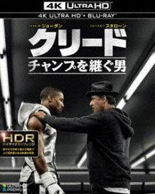 [送料無料] クリード チャンプを継ぐ男<4K ULTRA HD&ブルーレイセット>(4K ULTRA HD Blu-ray) [Ultra HD Blu-ray]