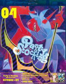 [送料無料] Panty&Stocking with Garterbelt 特装版 第4巻 [Blu-ray]