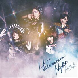 AKB48 / ハロウィン・ナイト(通常盤Type B/CD+DVD) [CD]