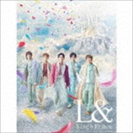 King & Prince / L&(初回限定盤A/CD+DVD) [CD]