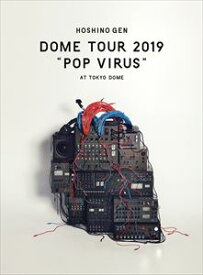 "[送料無料] 星野源/DOME TOUR""POP VIRUS""at TOKYO DOME【初回限定盤】 [Blu-ray]"