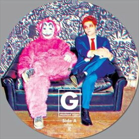 [送料無料] 輸入盤 GERARD WAY / HESITANT ALIEN (LTD) [LP]