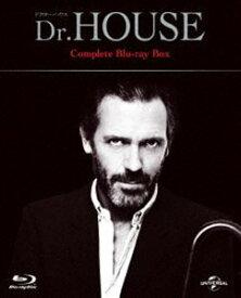 [送料無料] Dr.HOUSE/ドクター・ハウス コンプリート ブルーレイBOX<初回限定生産> [Blu-ray]