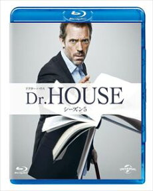 [送料無料] Dr.HOUSE/ドクター・ハウス シーズン5 ブルーレイ バリューパック [Blu-ray]