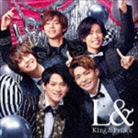 King & Prince / L&(通常盤) [CD]