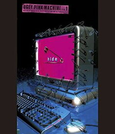 [送料無料] hide/UGLY PINK MACHINE file 1 [Blu-ray]