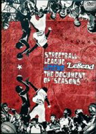 "STREETBALL LEAGUE LEGEND THE DOCUMENT OF ""SEASON 5"" [DVD]"