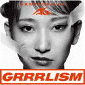 あっこゴリラ / GRRRLISM(初回生産限定盤/CD+DVD) [CD]
