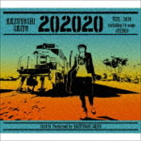 [送料無料] 斉藤和義 / 202020(初回限定盤/CD+DVD) [CD]