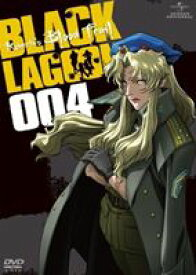 OVA BLACK LAGOON Roberta's Blood Trail 004 [DVD]
