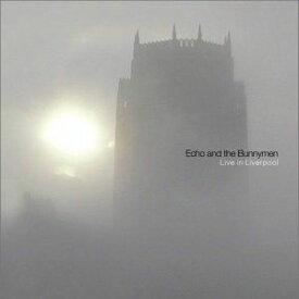 エコー&ザ・バニーメン / ライヴ・イン・リヴァプール [CD]