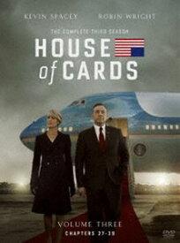 [送料無料] ハウス・オブ・カード 野望の階段 SEASON3 DVD Complete Package(デヴィッド・フィンチャー完全監修パッケージ仕様) [DVD]