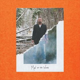 輸入盤 JUSTIN TIMBERLAKE / MAN OF THE WOODS [CD]