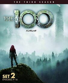 The 100/ハンドレッド〈サード・シーズン〉 後半セット [DVD]