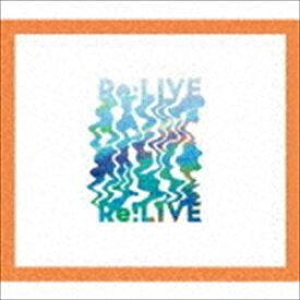 関ジャニ∞ / Re:LIVE(期間限定盤B(20/47ツアーライブ盤)/CD+DVD) [CD]