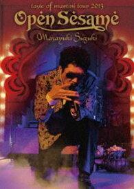 [送料無料] 鈴木雅之/Masayuki Suzuki taste of martini tour 2013 〜Open Sesame〜 [Blu-ray]