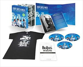 [送料無料] ザ・ビートルズ EIGHT DAYS A WEEK -The Touring Years Blu-ray コレクターズ・エディション(初回限定生産) [Blu-ray]
