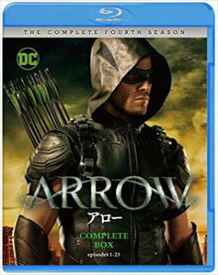 [送料無料] ARROW/アロー〈フォース・シーズン〉 コンプリート・セット [Blu-ray]