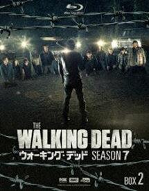 [送料無料] ウォーキング・デッド7 Blu-ray-BOX2 [Blu-ray]
