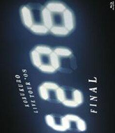 """[送料無料] コブクロ/LIVE TOUR '08 """"5296"""" FINAL [Blu-ray]"""