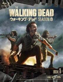 [送料無料] ウォーキング・デッド8 Blu-ray-BOX1 [Blu-ray]