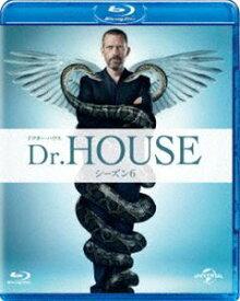 [送料無料] Dr.HOUSE/ドクター・ハウス シーズン6 ブルーレイ バリューパック [Blu-ray]
