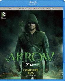 [送料無料] ARROW/アロー〈サード・シーズン〉 コンプリート・セット [Blu-ray]