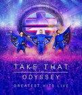 [送料無料] 輸入盤 TAKE THAT / ODYSSEY : GREATEST HITS LIVE (LIVE AT CARDIFF PRINCIPALITY STADIUM) [BLU-RAY]