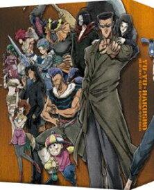 [送料無料] 幽☆遊☆白書 25th Anniversary Blu-ray BOX 暗黒武術会編(特装限定版) [Blu-ray]
