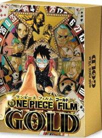 [送料無料] ONE PIECE FILM GOLD Blu-ray GOLDEN LIMITED EDITION [Blu-ray]