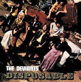 輸入盤 DEVIANTS / DISPOSABLE [LP]