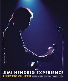 [送料無料] 輸入盤 JIMI HENDRIX / JIMI HENDRIX : ELECTRIC CHURCH [BLU-RAY]