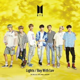 BTS / Lights/Boy With Luv(初回限定盤A/CD+DVD) (初回仕様) [CD]