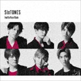 SixTONES vs Snow Man / Imitation Rain/D.D.(初回盤/CD+DVD) (初回仕様) [CD]