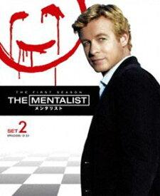 THE MENTALIST/メンタリスト〈ファースト・シーズン〉 後半セット [DVD]