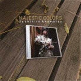 赤松敏弘(vib、p) / MAJESTIC COLORS [CD]