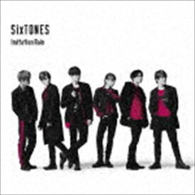 SixTONES vs Snow Man / Imitation Rain/D.D.(with Snow Man盤/CD+DVD) (初回仕様) [CD]