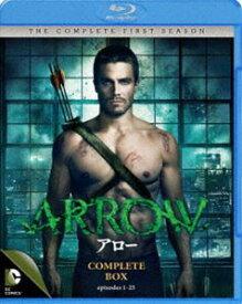 [送料無料] ARROW/アロー〈ファースト・シーズン〉 コンプリート・ボックス [Blu-ray]