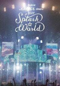 "[送料無料] miwa ARENA tour 2017""SPLASH☆WORLD""(初回生産限定盤) [Blu-ray]"