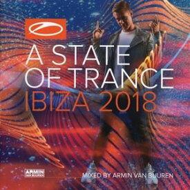 輸入盤 ARMIN VAN BUUREN / STATE OF TRANCE IBIZA 2018 [2CD]