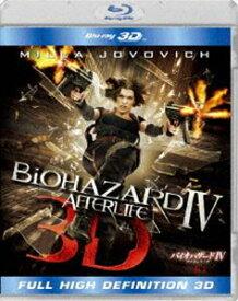 [送料無料] バイオハザードIV アフターライフ IN 3D [Blu-ray]