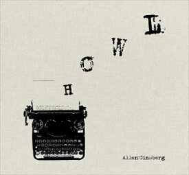 輸入盤 ALLEN GINSBERG / ALLEN GINSBERG READS HOWL AND OTHER POEMS (LTD) [LP]