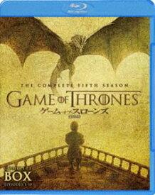 [送料無料] ゲーム・オブ・スローンズ 第五章:竜との舞踏 ブルーレイセット [Blu-ray]
