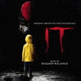 """ベンジャミン・ウォルフィッシュ(音楽) / オリジナル・サウンドトラック IT イット """"それ""""が見えたら、終わり。 [CD]"""